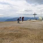 Innere Ein�de 629m,Arriach,Gerlitzen Gipfelstra�e,Gerlitzen 1909m,zur�ck  Streckenl�nge: 31,13 km Meine Fahrzeit: 3 h 06 min. H�henmeter: 1.300